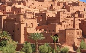 Découvert désert du Maroc