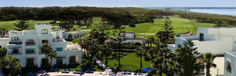 GOLF A EL JADIDA - Pullman Mazagan Royal Golf & Spa